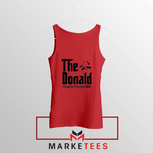 The Donald Trump Red Tank Top