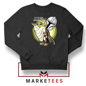 The Mandalorian Hug The Child Sweater