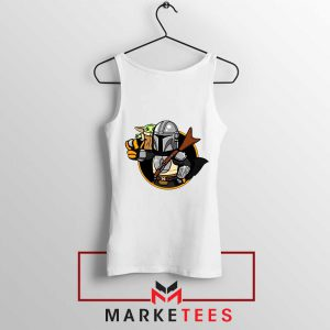Vault Mando The Child Tank Top