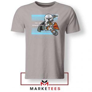 You Got Beskar Steel Starwars Sport Grey Tee Shirt