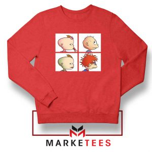 Baby Days Rugrats Red Sweatshirt