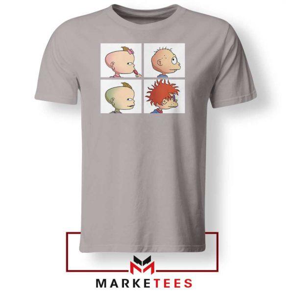 Baby Days Rugrats Sport Grey Tshirt