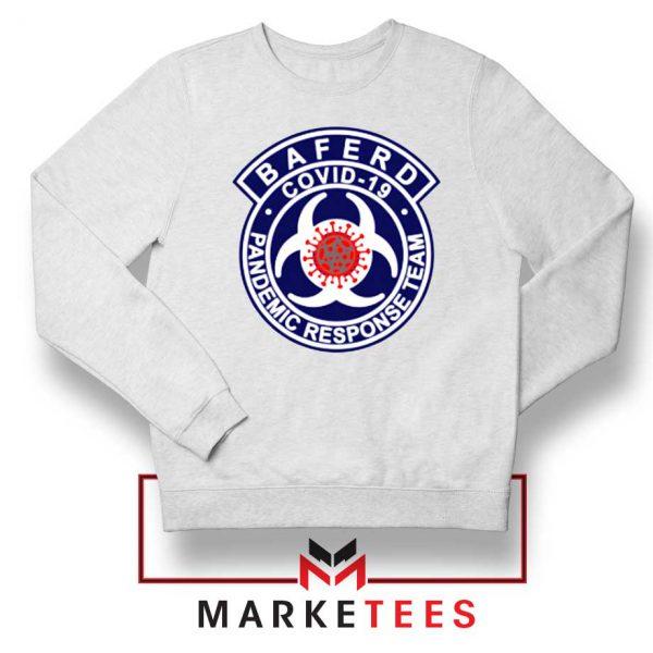 Baferd Covid 19 Logo Sweatshirt