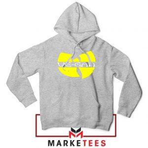 Best Vegan Wu Tang Clan Sport Grey Hoodie
