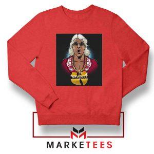 Best Wuuuu Tang Rapper Red Sweatshirt