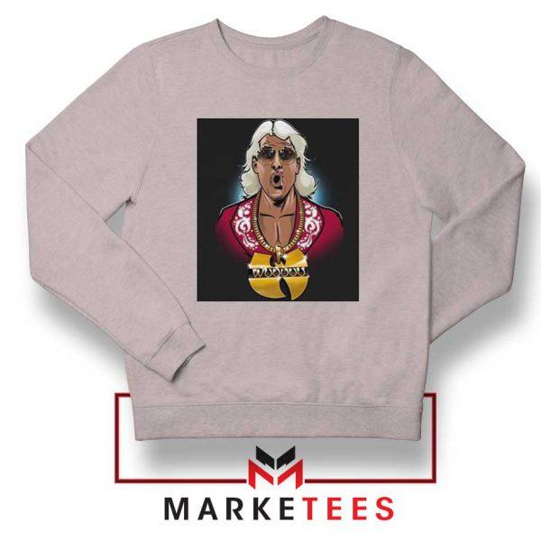 Best Wuuuu Tang Rapper Sport Grey Sweatshirt