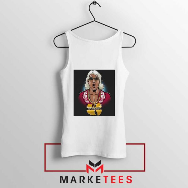 Best Wuuuu Tang Rapper Tank Top