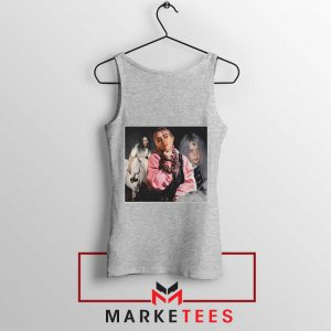 Billie Eilish Music Concert Sport Grey Tank Top