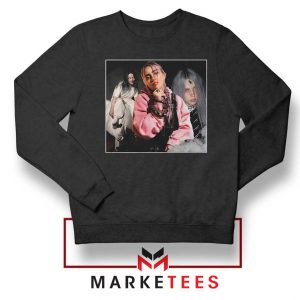 Billie Eilish Music Concert Sweater