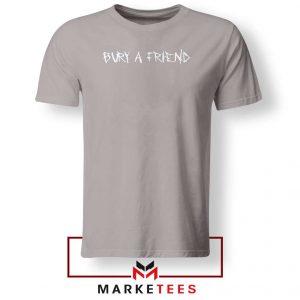 Bury a Friend Billie Eilish Sport Grey Tee Shirt
