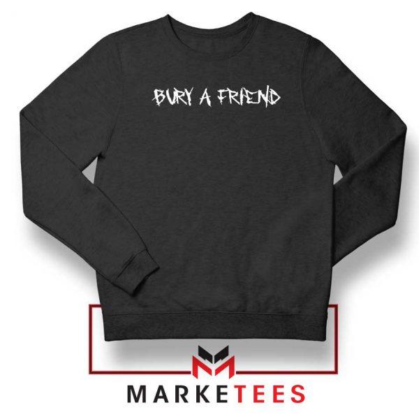 Bury a Friend Billie Eilish Sweater