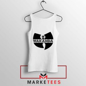 Buy Cheap Wakanda Logo Tank Top
