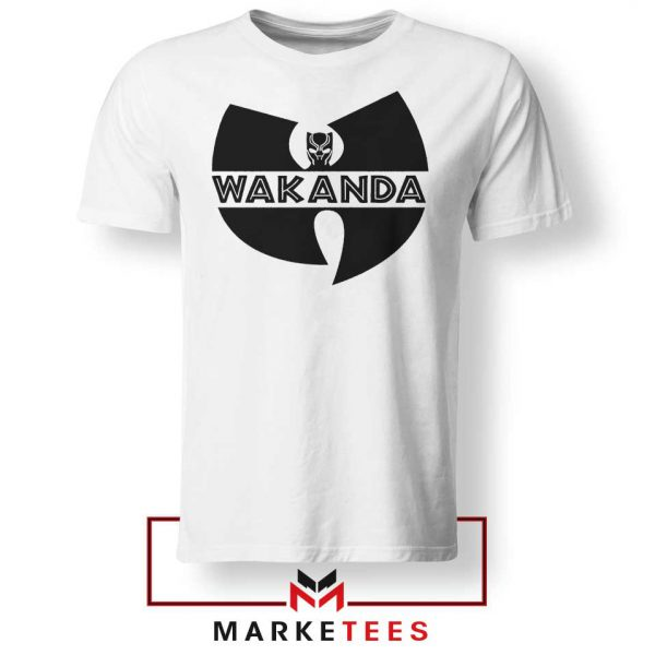 Buy Cheap Wakanda Logo Tee Shirt