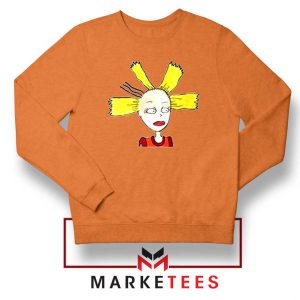 Buy Cynthia Doll Orange Sweatshirt