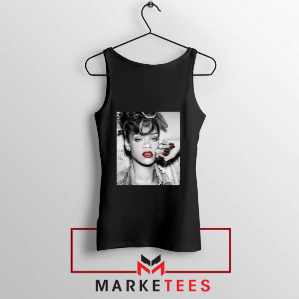 Buy Rihanna Music Singer Tank Top