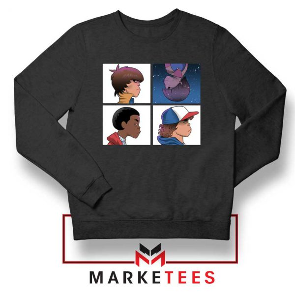 Buy Stranger Things Characters Sweater