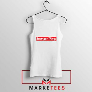 Buy Stranger Things Supreme Parody Tank Top