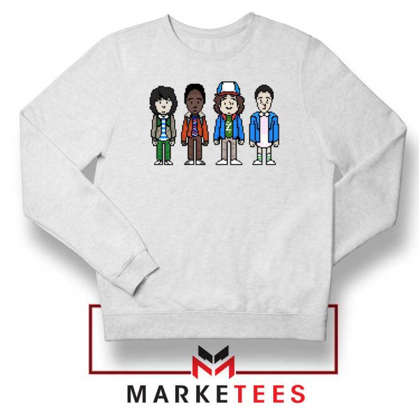 Characters Stranger Things Sweater
