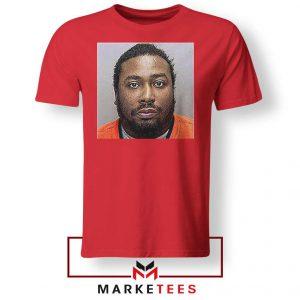 Cheap Dirty Bastard ODB Red Tshirt