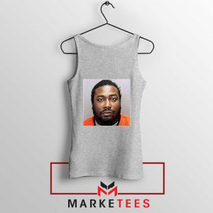Cheap Dirty Bastard ODB Sport Grey Tank Top