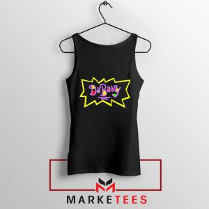 Cheap Rugrats Dababy Tank Top