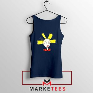 Cynthia Doll Navy Blue Tank Top