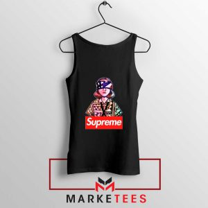 Eleven Blindfold Supreme Black Tank Top