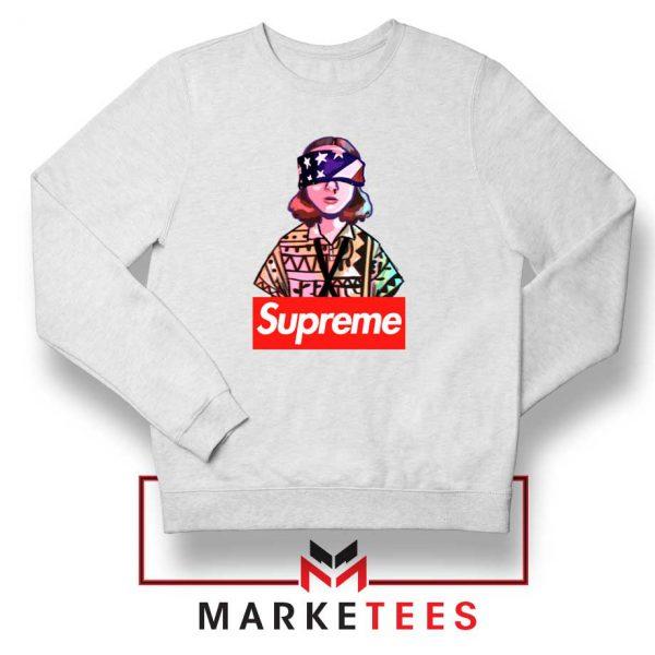 Eleven Blindfold Supreme Sweatshirt