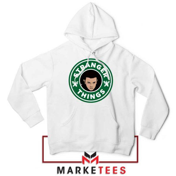 Eleven Starbucks Parody Hoodie