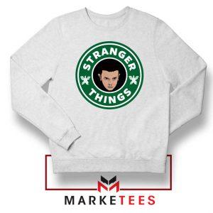 Eleven Starbucks Parody Sweatshirt