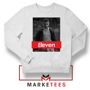 Eleven Supreme Parody Sweater
