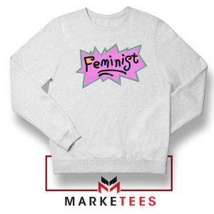 Feminist Rugrats Logo Sweatshirt