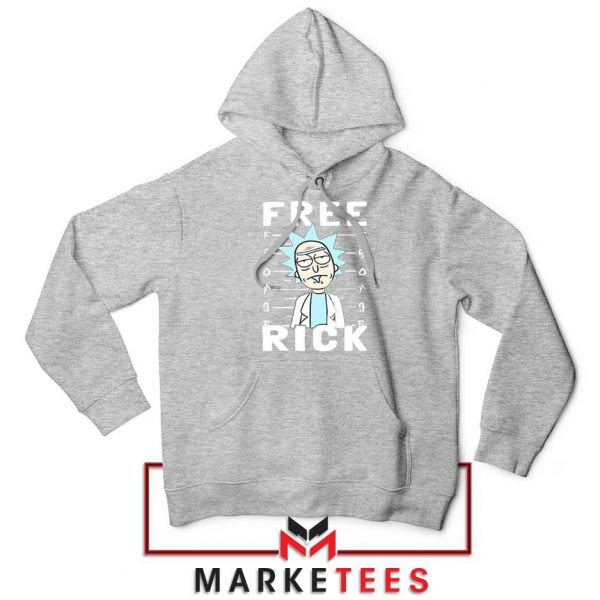 Free Rick And Morty Sport Grey Hoodie