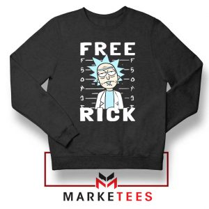 Free Rick And Morty Sweatshirt