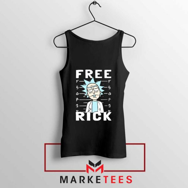 Free Rick And Morty Tank Top