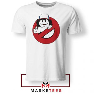 Ghostbusters Parody Dustin Tee Shirt