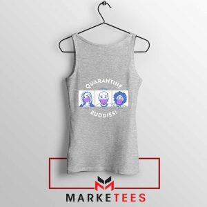HDTGM Quarantine Sport Grey Tank Top