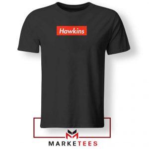 Hawkins Stranger Things Tee Shirt