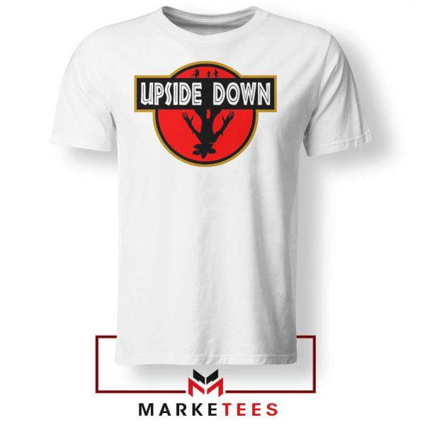 Jurassic Park Upside Down Tee Shirt