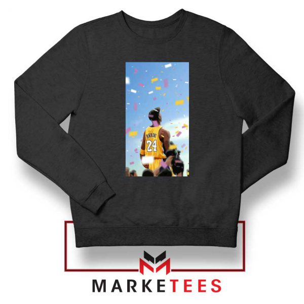 Kobe Bryant Los Angeles Art Sweatshirt