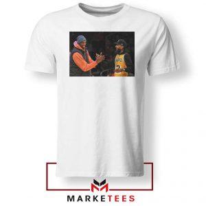 Kobe Bryant Nipsey Hussle Tshirt