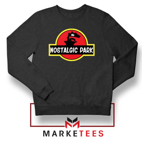 Nostalgic Park Reptar Sweatshirt