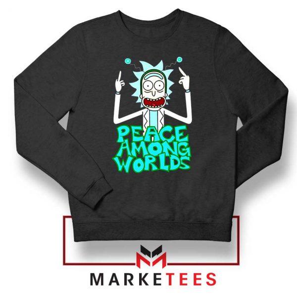 Peace Among Worlds Sweatshirt