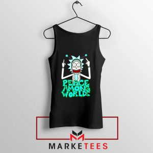 Peace Among Worlds Tank Top