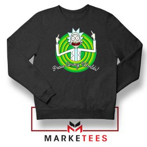 Rick And Morty Peace Among Worlds Sweatshirt