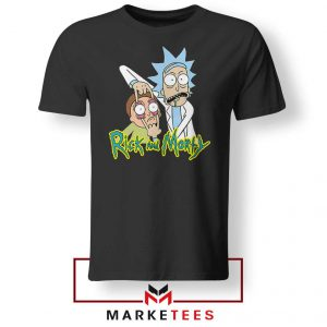 Rick and Morty Eyes Open Tshirt