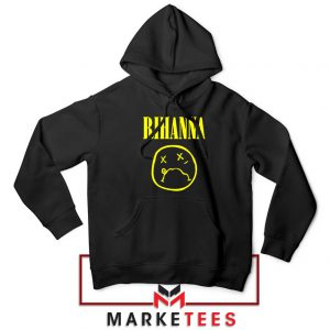 Rihanna Nirvana Hoodie