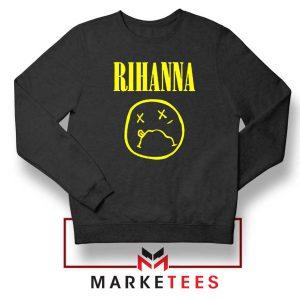 Rihanna Nirvana Sweatshirt