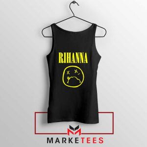 Rihanna Nirvana Tank Top