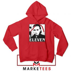 Stranger Things Eleven Graphic Hoodie